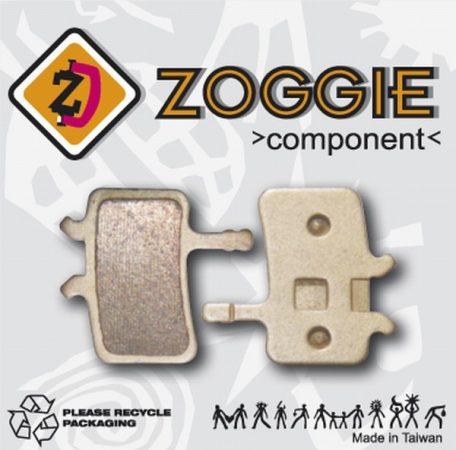 Zoggie BFZ72 fékbetét