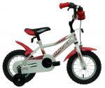 Hauser Puma 12 gyermek kerékpár Fehér