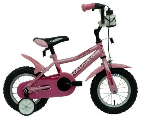 Hauser Puma 12 gyermek kerékpár Világosrózsaszín