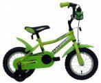 Hauser Puma 12 gyermek kerékpár Zöld
