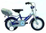 Hauser Swan 12 gyermek kerékpár Ezüst-Kék