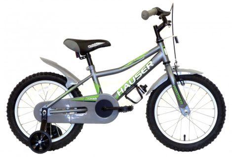 Hauser Puma 16 gyermek kerékpár Mattszürke