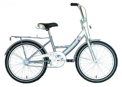 Hauser Swan 20 gyermek kerékpár Mattszürke