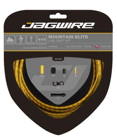 Jagwire Mountain Elite gyűrűs váltóbowden szett