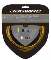 Jagwire Mountain Elite gyűrűs fékbowden szett