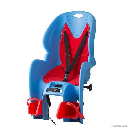 Koliken csomagtartóra szerelhető gyerekülés kék