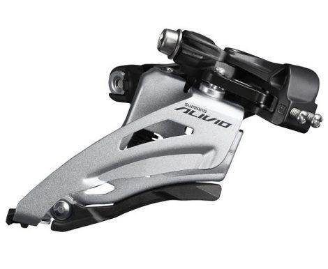 Shimano Alivio FD-M4020 első váltó