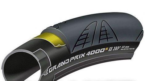 Continental Grand Prix 4000S II 622 országúti köpeny