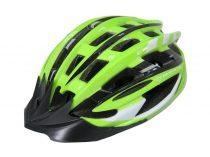 BikeForce Storm sisak zöld