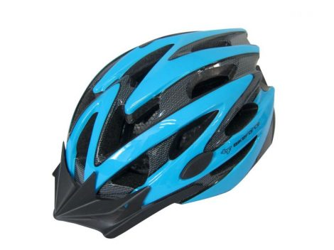 BikeForce Arrow 2 sisak kék-fekete