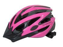 BikeForce Arrow 2 sisak pink-fekete