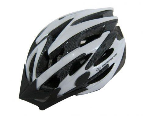 BikeForce Arrow 2 sisak fehér-fekete