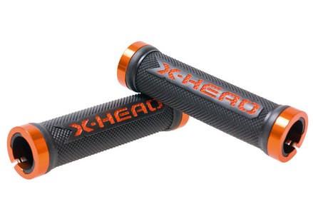 BikeFun X-Head Lock-On markolat