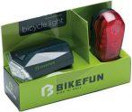 BikeFun Square lámpaszett