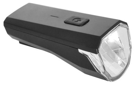 BikeFun Stream USB első lámpa