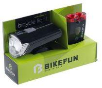 BikeFun Ray lámpaszett