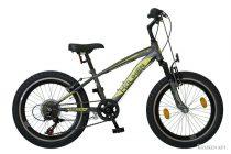 Koliken Madman 20 grafit gyermek kerékpár