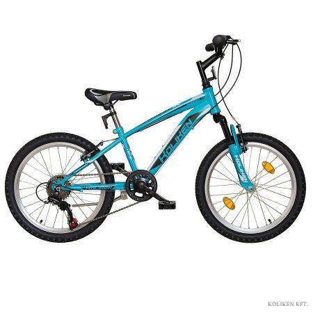 Koliken Madman 20 kék gyermek kerékpár