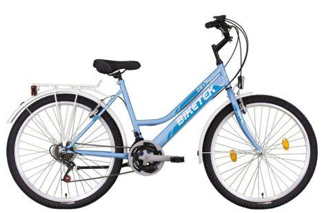 Biketek Oryx női City kerékpár kék