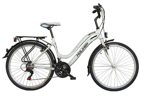 Koliken Cherry női felszerelt ATB kerékpár fehér