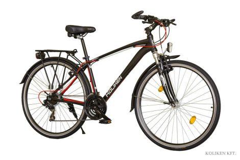 Koliken Gisu Alu férfi trekking kerékpár fekete