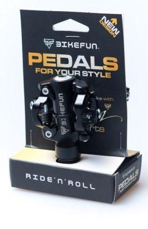 BikeFun Dual Trap pedál