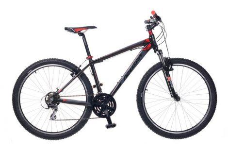 """Neuzer Duster Sport 17"""" 27,5 kerékpár Fekete-Piros"""