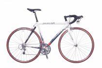 Neuzer Whirlwind Race 52 cm országúti kerékpár Fekete-Fehér