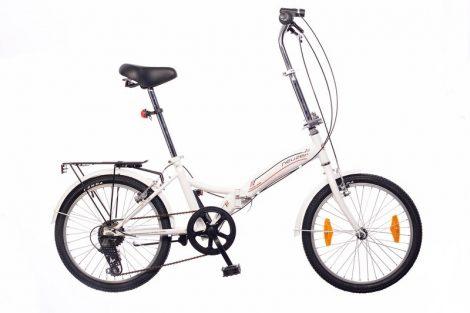 Neuzer Folding City 20 összecsukható kerékpár Fehér