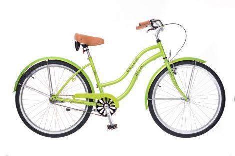 Neuzer Beach női cruiser kerékpár több Zöld