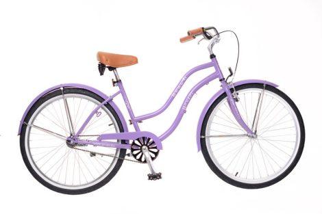 Neuzer Beach női cruiser kerékpár több Lila