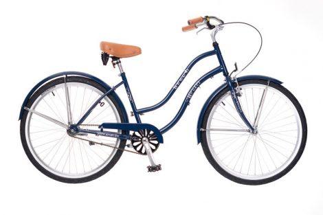 Neuzer Beach női cruiser kerékpár több Kék