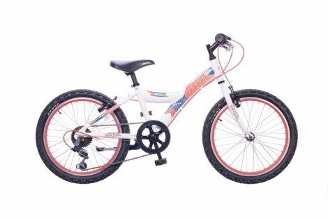 Neuzer Max 20 6 gyermek kerékpár Fehér
