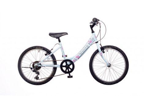 Neuzer Cindy 20 6 gyermek kerékpár Babakék