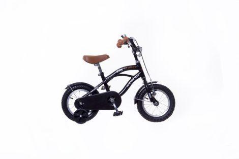 Neuzer Cruiser 12 gyermek kerékpár Fekete