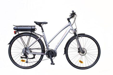 Neuzer Menton női pedelec kerékpár Ezüst