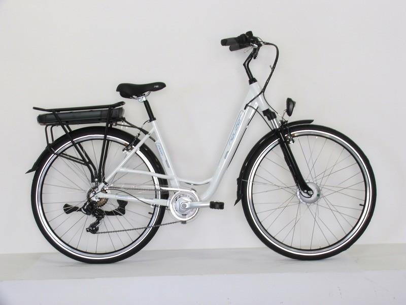 Neuzer pedelec kerékpár