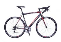 Neuzer Whirlwind 100 58 cm országúti kerékpár Fekete-Piros