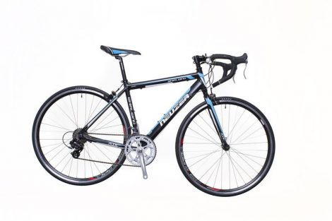 Neuzer Whirlwind 50 52 cm országúti kerékpár Fekete-Kék