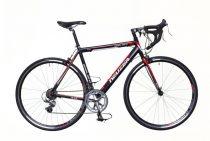 Neuzer Whirlwind 50 60 cm országúti kerékpár Fekete-Piros