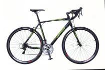 Neuzer Courier CX 56 cm cyclecross kerékpár fekete-zöld