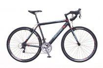 Neuzer Courier CX 53 cm cyclecross kerékpár fekete-kék