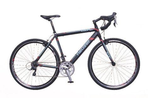 Neuzer Courier CX 59 cm cyclecross kerékpár fekete-kék