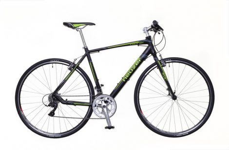 Neuzer Courier DT 62 cm fitness kerékpár fekete