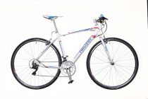 Neuzer Courier DT 56 cm fitness kerékpár fehér
