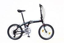 Neuzer Folding Yachter 20 összecsukható kerékpár Fekete