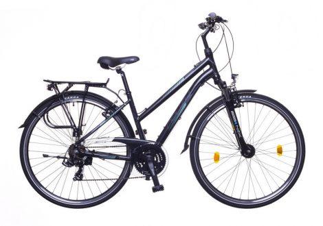 "Neuzer Firenze 100 női 17"" trekking kerékpár Fekete"
