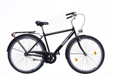 Neuzer Balaton férfi 1 seb. városi kerékpár Fekete