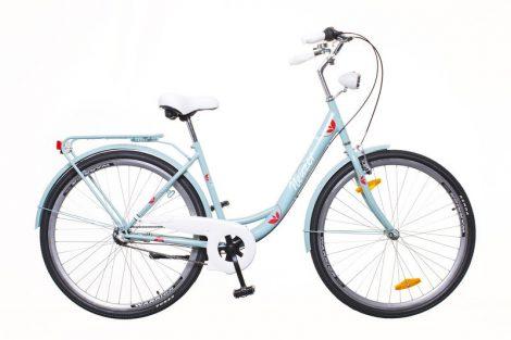Neuzer Balaton Plus 3 seb. városi kerékpár Celeste