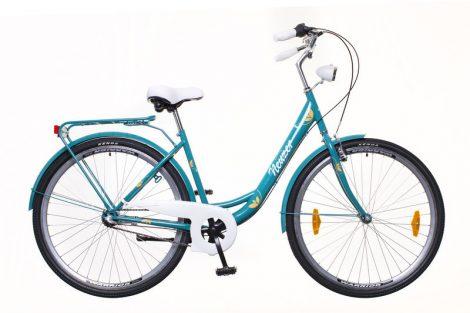 Neuzer Balaton Plus 3 seb. városi kerékpár Türkiz